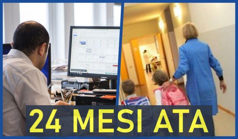 24 MESI ATA – Domande dal 23 aprile al 14 maggio