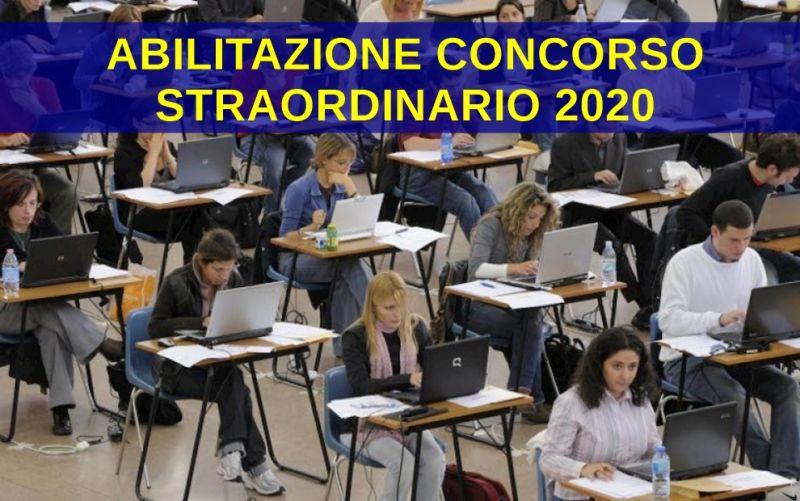 Concorso Straordinario 2020: passa la linea della Uil Scuola!