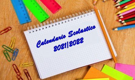calendario scolastico emilia romagna 21-22
