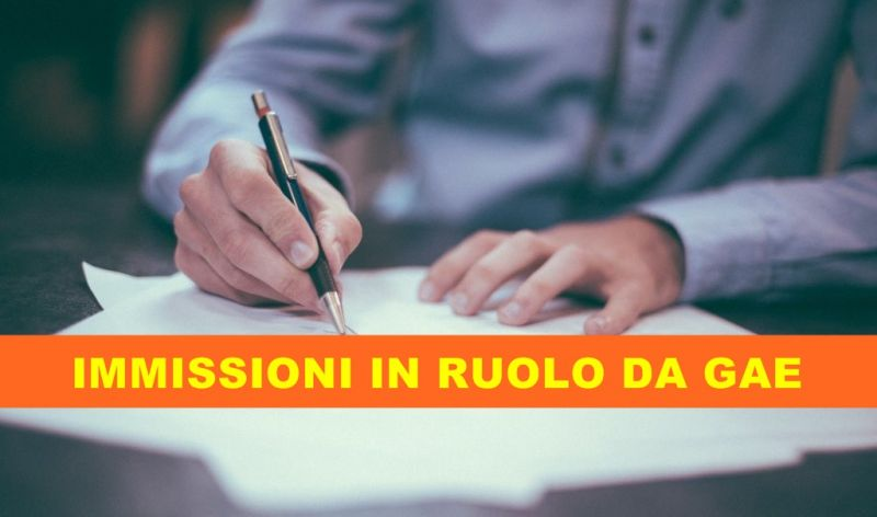 USR Emilia Romagna – Immissioni in ruolo da GAE 2021/22
