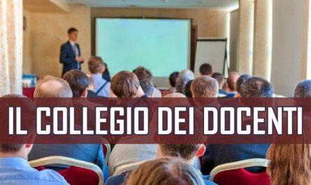 collegio dei docenti